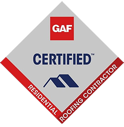 gaf certified residential roofer in greeley, co