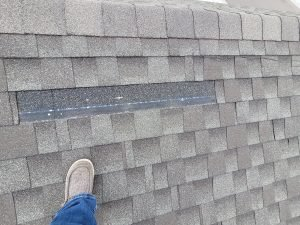 loose shingles in greeley colorado